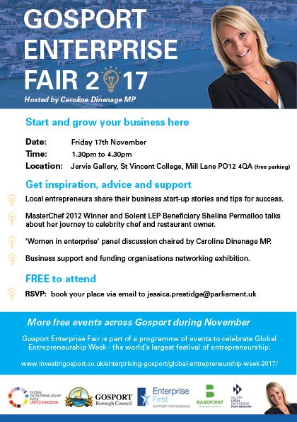 Gosport Enterprise Fair 2017