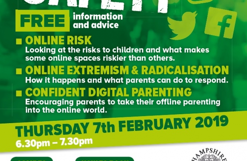 Cyber Safety Event