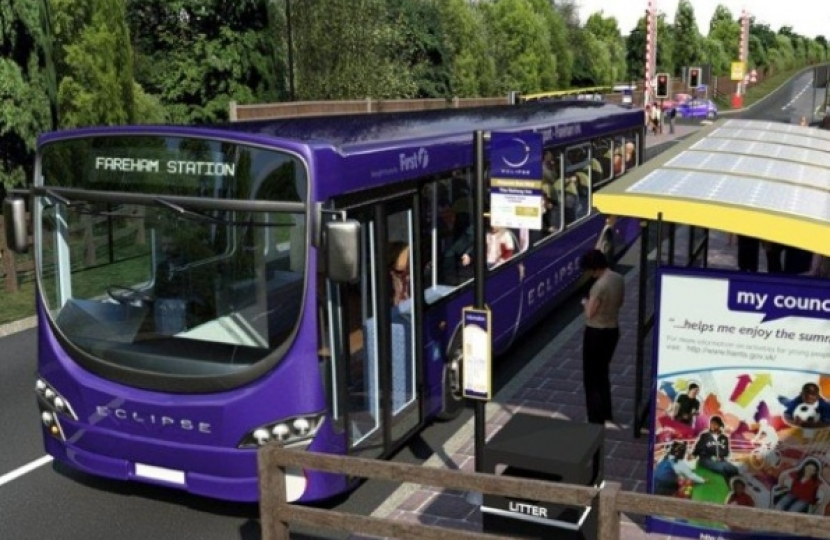 Eclipse Bus Rapid Transit