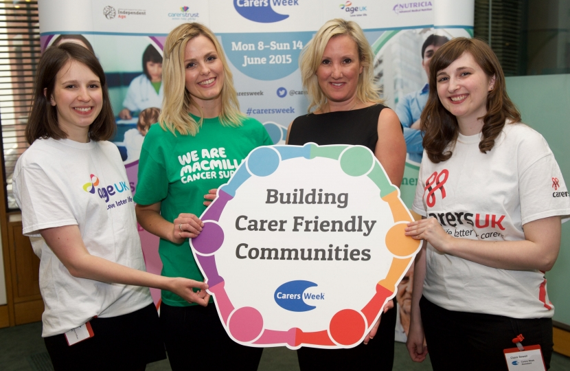 CD at carers week