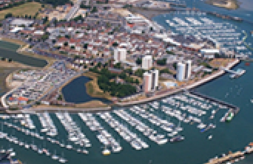 Gosport Waterfront Development